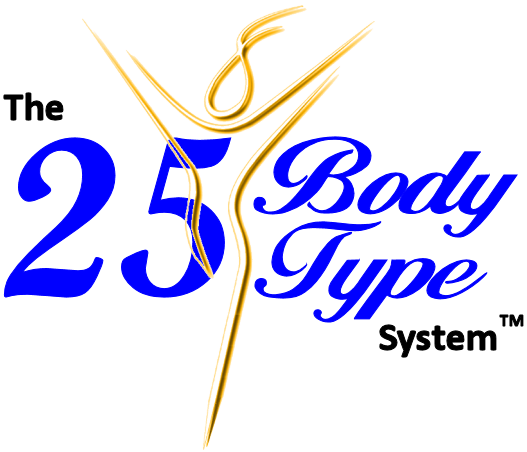 The 25 Body Type Diet provides ideal body type diets for men and women